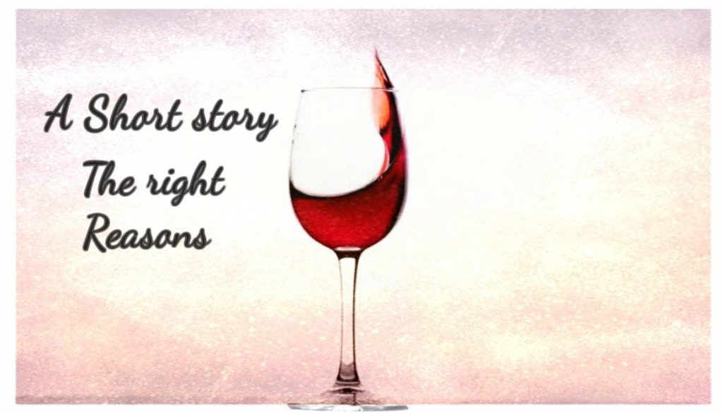 The Right Reasons is short story written by Keith Ashwood. Its free to read and comments are welcomed. #Fiction #Short Stories #Story #Reading