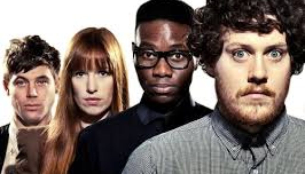 Metronomy The LooK