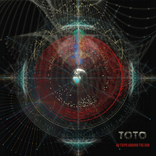 "New Album by Toto ""40 trips around the Sun"""