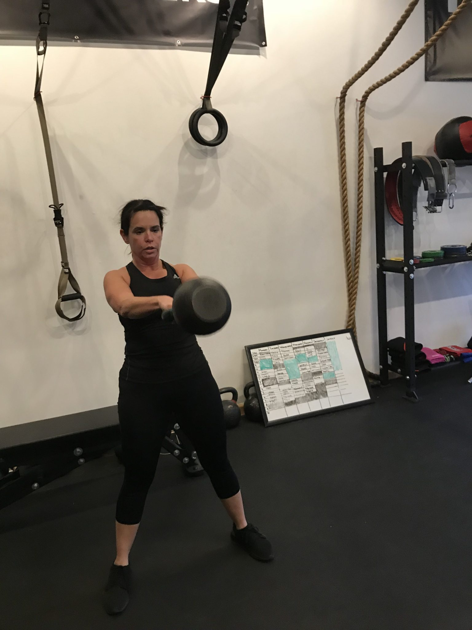 Heavy Swing Kettlebell