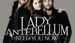 Lady Antebellum I need you know