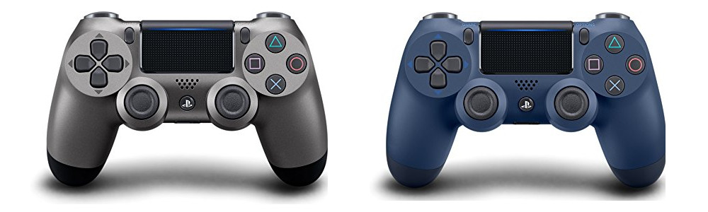 PS4 New Color controllers